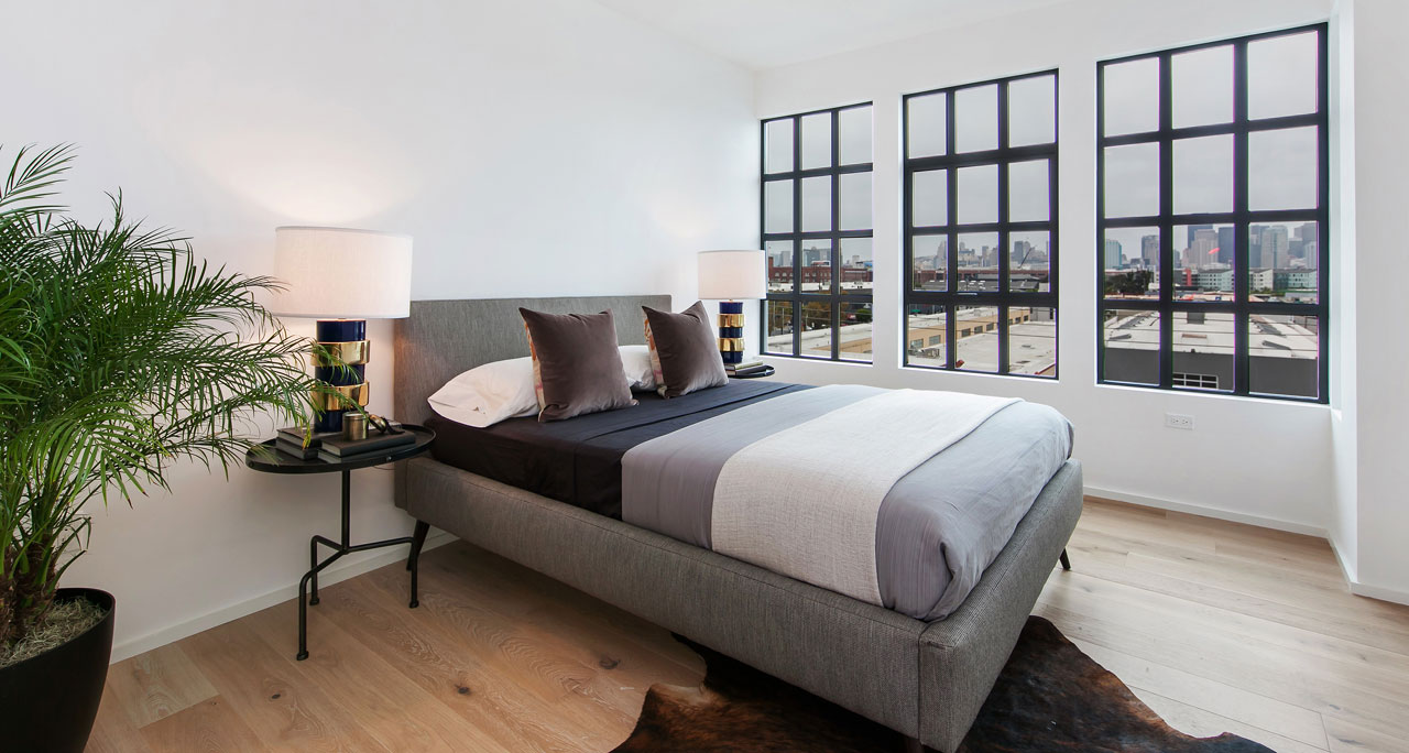 Onyx on the Park - Guest Bedroom